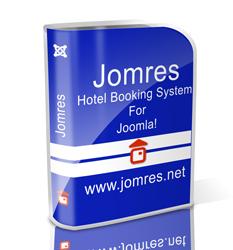 Jomres Buchungssystem für Hotel und Unterkünfte