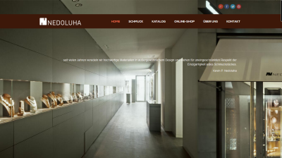 One Page Portfolio Website