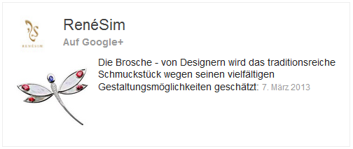 Google+ Eintrag