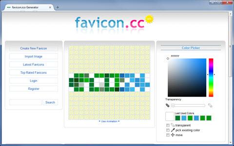 favicon-Generator