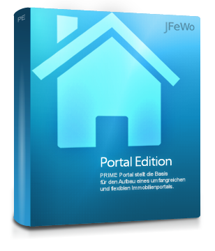 "jFeWo Software in der Version ""Portal Edition"""